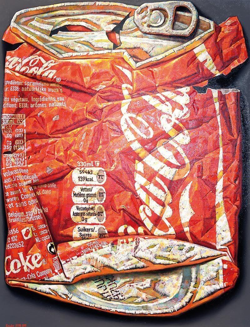 Andrei Krioukov: Belgian Coke (Unikat)