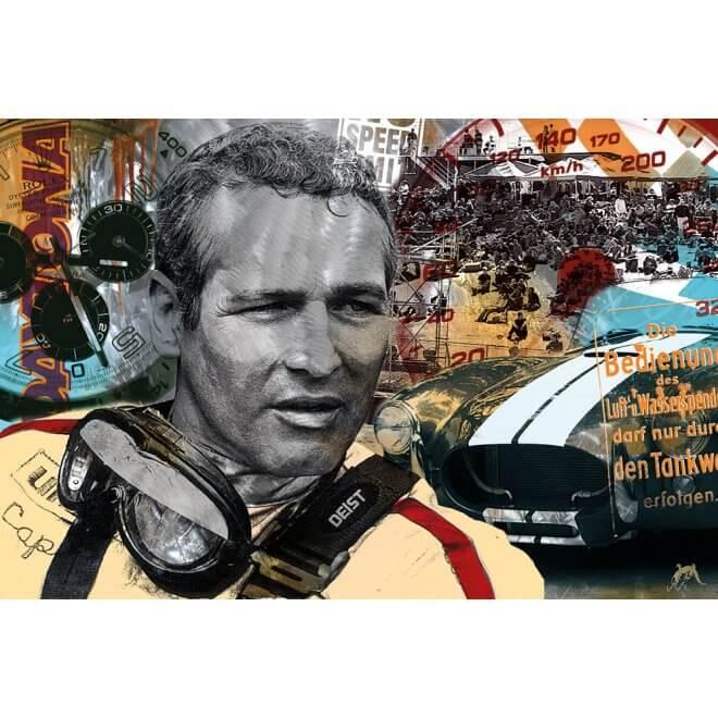 Devin Miles: Daytona - Paul Newman