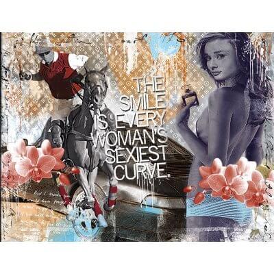 Devin Miles: Luxus Part I – Audrey Hepburn