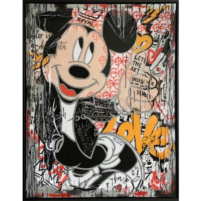 Christiane Janssen: La dolce vita - Mickey II