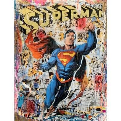 Christiane Janssen: Superman