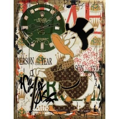 Christiane Janssen: Time is money