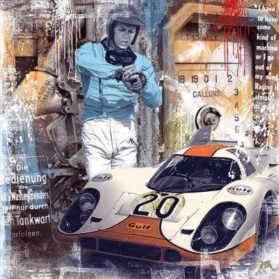Devin Miles: 24 Hours – Steve McQueen
