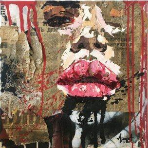 Anna Schellberg: Russian Kiss
