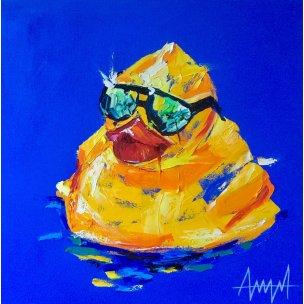 Anna Schellberg: Punky Duck