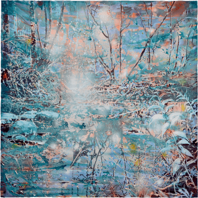 Andrea Damp: Kirschblütenklopfen