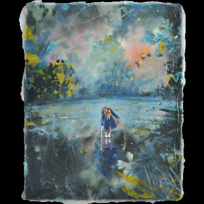 Andrea Damp: Landeinwärts