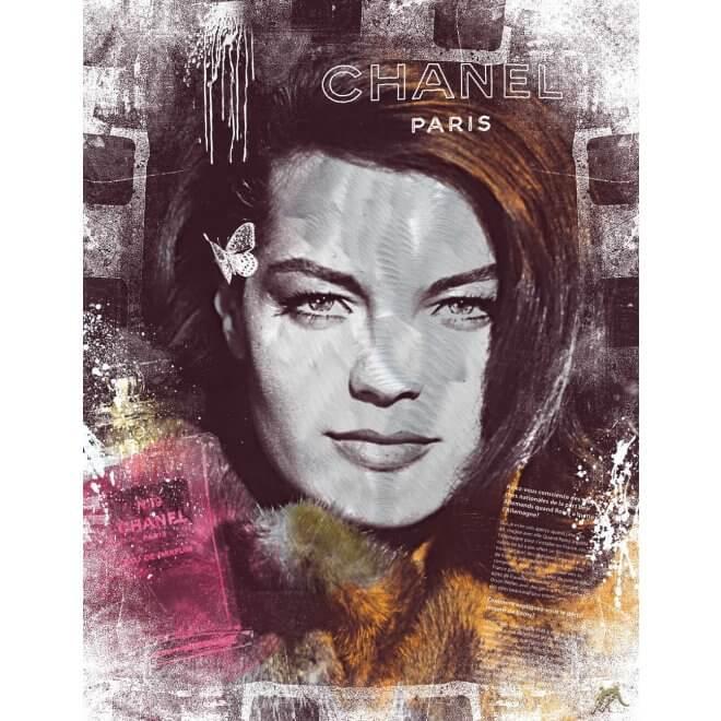 Devin Miles: Night in Paris - Romy Schneider