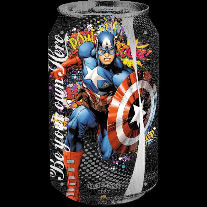 Devin Miles: Captain America - Steve Rogers