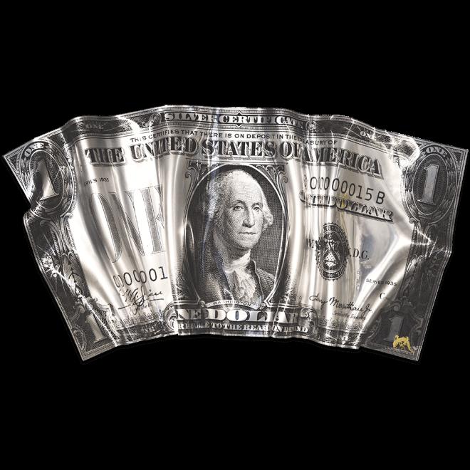 Devin Miles: One American Dollar - Silver