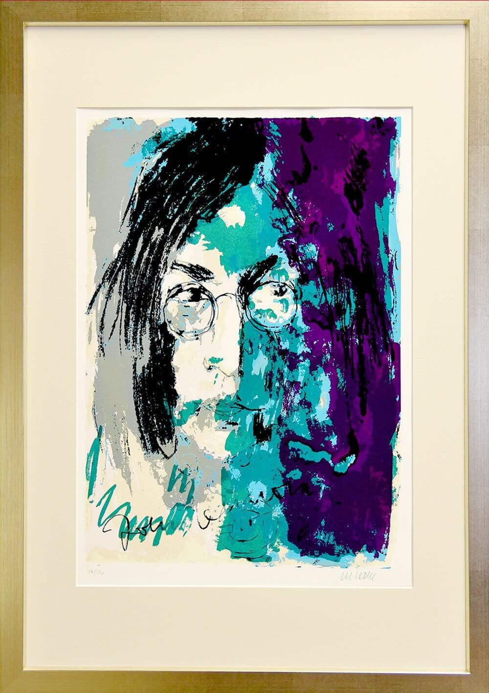 Armin Mueller-Stahl: John Lennon