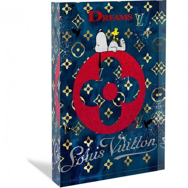 Devin Miles: Louis Vuitton