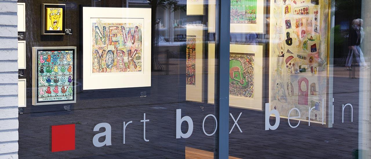 Kunstgalerie in Timmendorfer Strand
