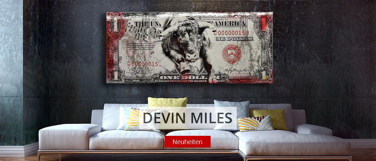 Künstler Devin Miles