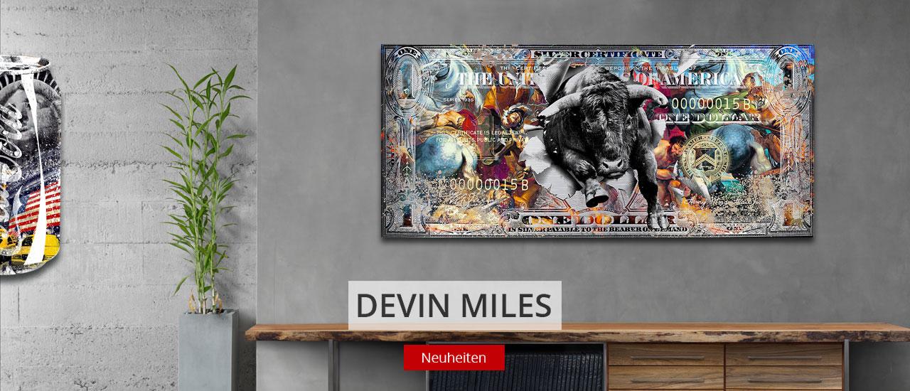 Neuheiten von Devin Miles