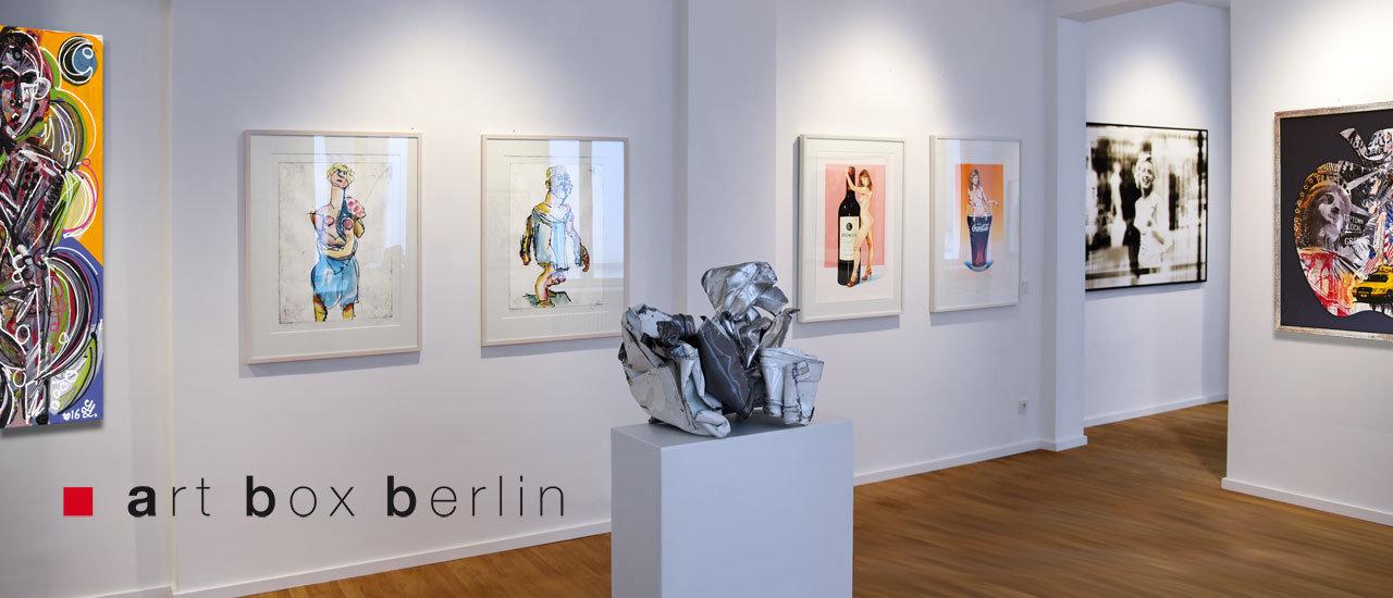Kunstgalerie & Online-Shop