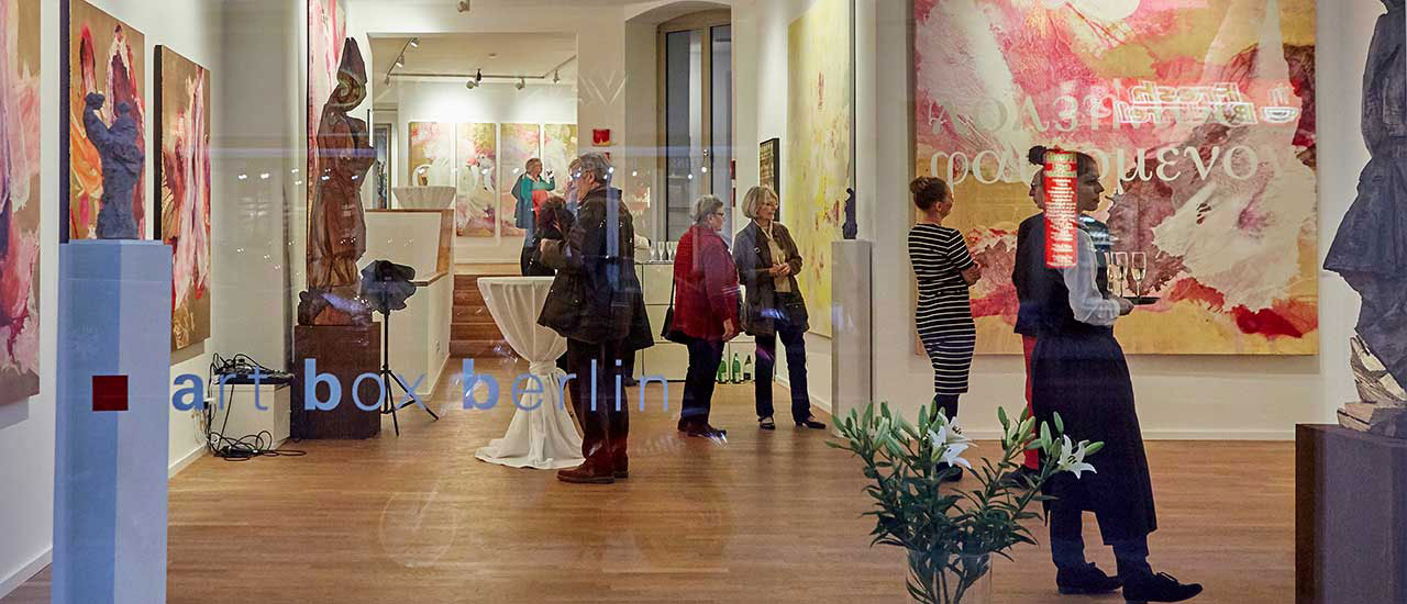 Galerie In Berlin Mitte: Moderne Kunst, Malerei, Fotografie   Art Box Berlin