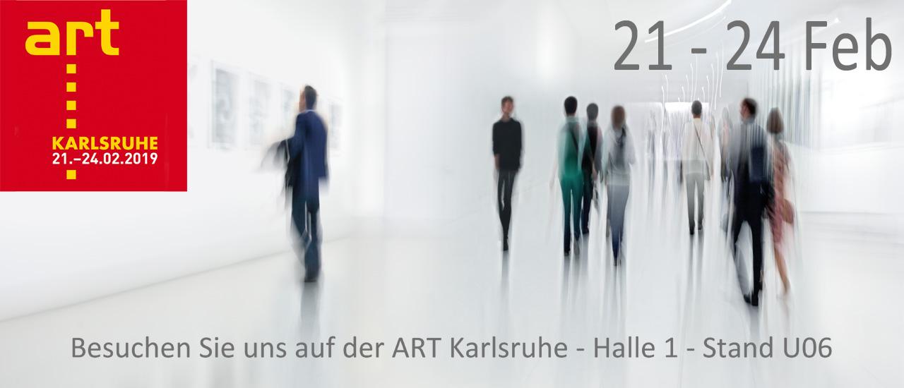 art box berlin auf der ART Karlsruhe