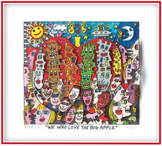 J. Rizzi: We who love the big Apple