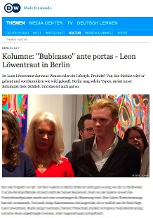 leon löwentraut vernissage kolumne